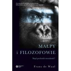 Małpy i filozofowie - Frans de Waal