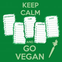 Plan lekcji Go Vegan