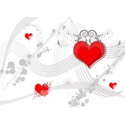 Karta podarunkowa Serca