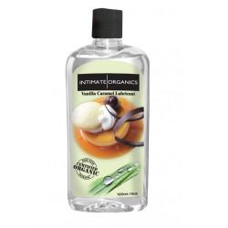 Lubrykant Intimate Organics: waniliowo-karmelowy (120 ml)