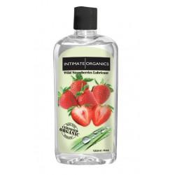 Lubrykant Intimate Organics: truskawkowy (120 ml)