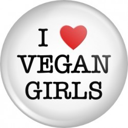 I love vegan girls