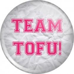Przypinka Team Tofu!