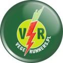Przypinka Vege Runners