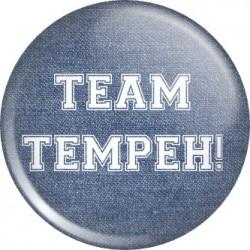 Przypinka Team Tempeh