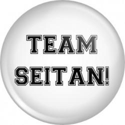 Przypinka Team Seitan!