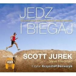 Jedz i biegaj (audiobook)