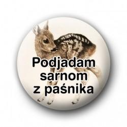 Badzik Podjadam sarnom z paśnika 3