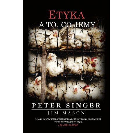 Etyka a to, co jemy - Peter Singer