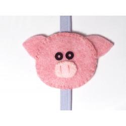 Zakładka Świnka (20 cm)