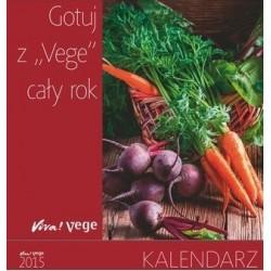 Kalendarz W kuchni Vege 2015