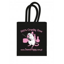 Torba 100% Cruelty Free