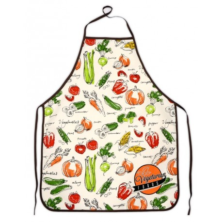 Fartuch kuchenny Vegetarian Foods