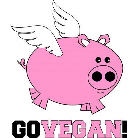 Świnka GO Vegan