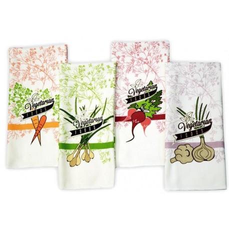 Ręcznik-ściereczka Warzywa