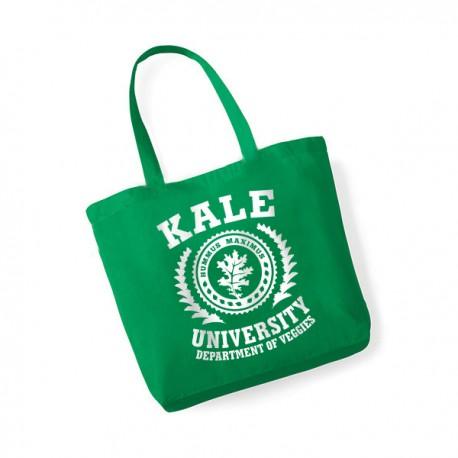 Kale University - bawełniana torba
