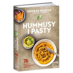 Blendman: Hummusy i pasty - Konrad Budzyk